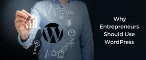 Top 7 Reasons For Entrepreneurs To Use WordPress