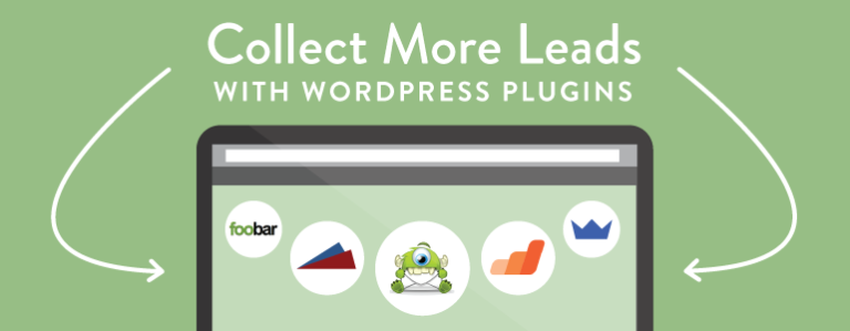 5 Plugins for Generating More Leads With WordPress