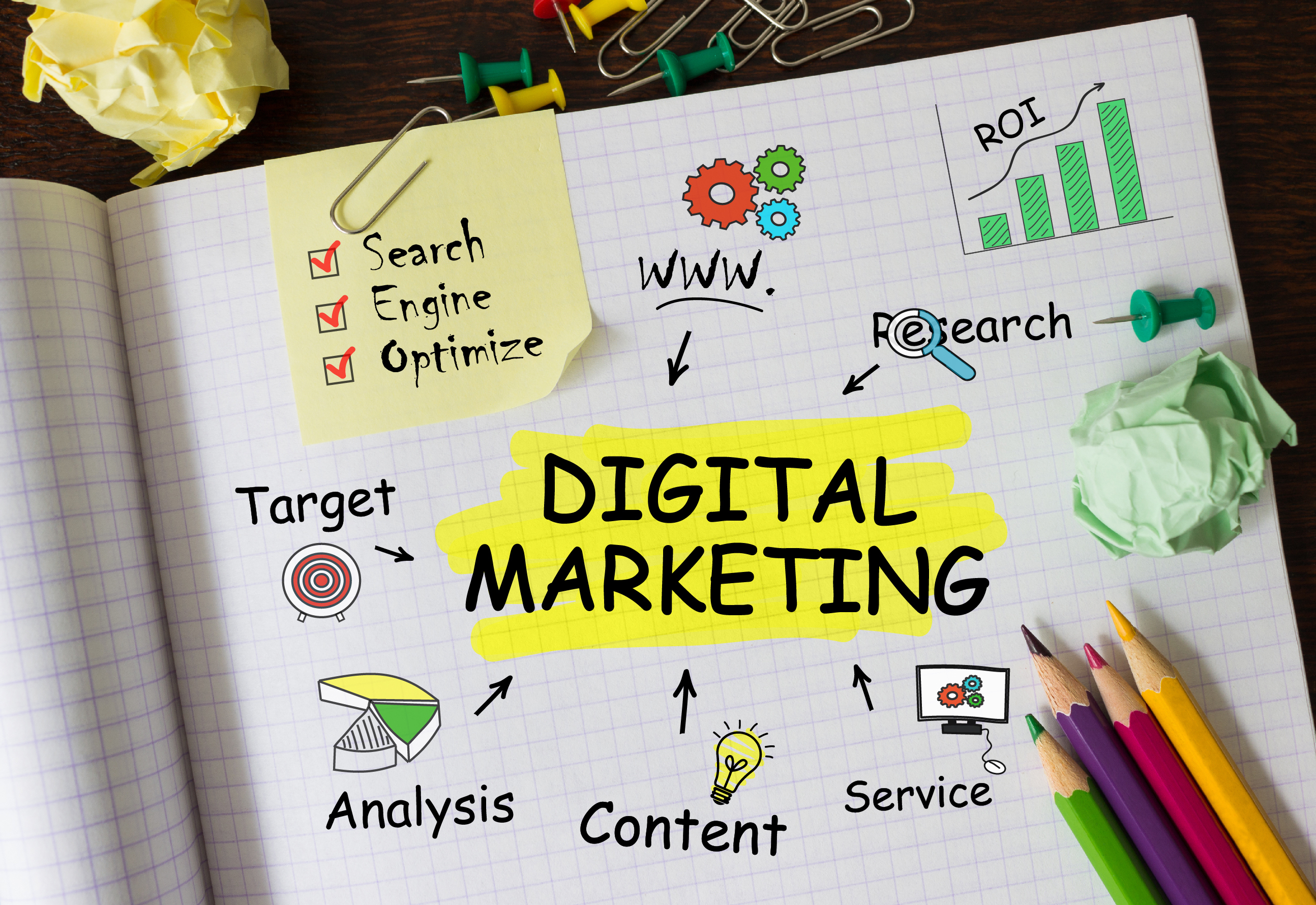 Digital Marketing Plan Refresh: Out with the Old and In with the New