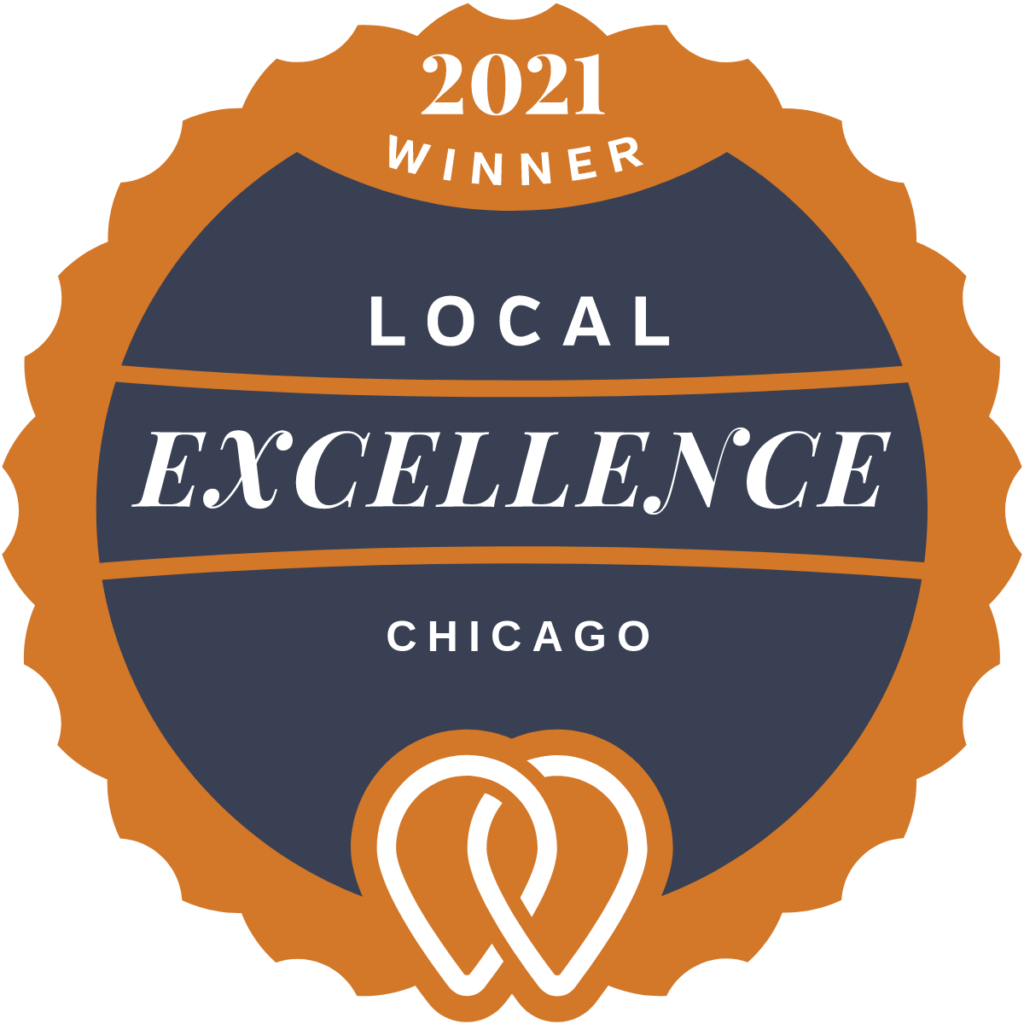 2021 Local Excellence Chicago Winner