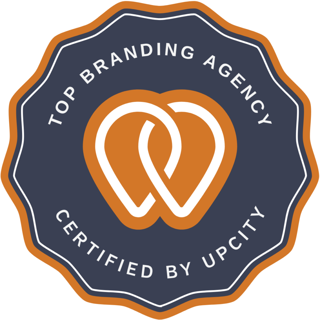 Top Branding Agency – Certified by Upcity
