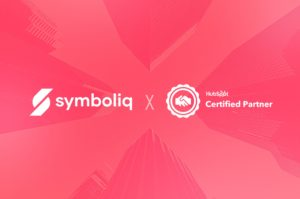 Symboliq Media announces Certified Agency Partnership with HubSpot