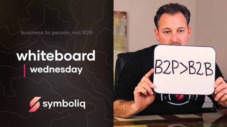 Whiteboard Wednesday B2P